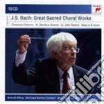 Bach - opere sacre cd musicale di Helmut Rilling