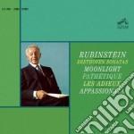 Beethoven - Sonate Per Pianoforte - Arthur Rubinstein cd musicale di Arthur Rubinstein