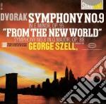 Dvorak - sinf. 8+9 dal nuovo mondo cd musicale di Szell