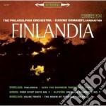 Sibelius: finlandia;valse triste;cigno t cd musicale di Eugene Ormandy