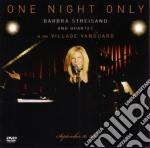 ONJE NIGHT ONLY - 2009  CD+DVD            cd musicale di Barbra Streisand