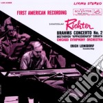 Sviatoslav Richter - Brahms Concerto Per Piano N.2 / Beethoven - Appassionata cd musicale di Sviatoslav Richter