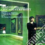 Seiji Ozawa - Mussorgsky Quadri Di Un'esposizione cd musicale di Seiji Ozawa