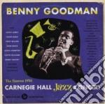 Live carnegie hall 1938 (original columb cd musicale di Benny Goodman