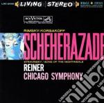 Rimsky-korsakov:scheherazade+stravinsky: cd musicale di Fritz Reiner