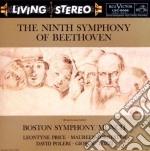 Beethoven: sinfonia n.9 cd musicale di Charles Munch