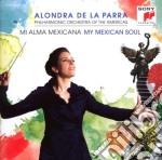 Vari - my mexican soul (op.sinf.messican cd musicale di Alondra De la parra