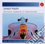Haydn:conc.violonc.n.1+2-sinf.concertant cd musicale di Steven Isserlis