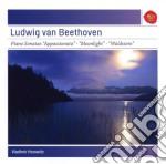 Beethoven:sonate piano appassionata+chia cd musicale di Vladimir Horowitz