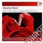 Ravel:bolero+alborada+la valse+rhapsodie cd musicale di Pierre Boulez