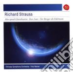 Strauss R. - Zarathustra / Don Giovanni / Il Borghese Gentiluomo - Fritz Reiner cd musicale di Fritz Reiner