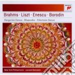 Brahms - Danze Ungheresi 5 & 6 / Liszt - Les Preludes - Leonard Bernstein cd musicale di Leonard Bernstein