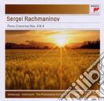 Rachmaninoff:concerti piano n.3+4 cd musicale di Vladimir Ashkenazy