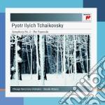 Ciaikovsky:sinf.n.5+voyevode cd musicale di Claudio Abbado
