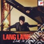 Lang lang live in vienna cd musicale di Lang Lang