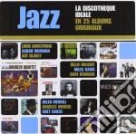 Vari discoteca ideale del jazz 25 album cd musicale di ARTISTI VARI