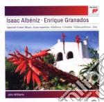 John Williams - Albeniz - Granada, Asturias, Mallorca, Cordoba cd musicale di John Williams