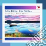 Grieg- peer gynt (estratti) cd musicale di Esa-pekka Salonen