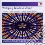 Mozart:requiem - laudate dominum - exsul cd musicale di Giulini