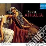 Handel - athalia cd musicale di Paul Goodwin