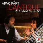 Part - cantique cd musicale di Christian Jarvi