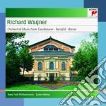 Wagner: estratti orchestrali da tannhau cd musicale di Zubin Mehta
