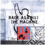 THE BATTLE OF LOS ANGELOS/ RENEGADES      cd musicale di RAGE AGAINTS THE MACHINE