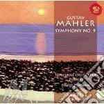 Mahler - sinfonia n.9 cd musicale di David Zinman