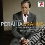 Brahms - Variazioni Su Tema - Murray Perahia cd musicale di Murray Perahia
