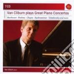 Vari - grandi concerti per piano cd musicale di Van Cliburn