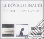 I primi capolavori (le onde-edenroc-... cd musicale di Ludovico Einaudi