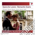 Vari: opera for lovers - duetti celebri cd musicale di Artisti Vari