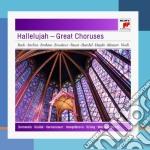 Vari:halleluia - grandi cori di bach han cd musicale di Artisti Vari