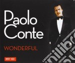 WONDERFUL                                 cd musicale di Paolo Conte