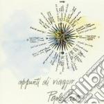 APPUNTI DI VIAGGIO                        cd musicale di Paolo Conte