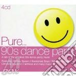 Pure...90's dance party cd musicale di Artisti Vari