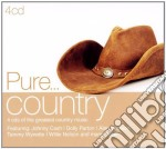 Pure... country cd musicale di ARTISTI VARI