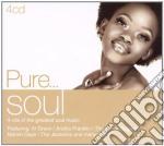 Pure... soul cd musicale di ARTISTI VARI