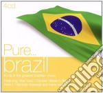 Pure... brazil cd musicale di ARTISTI VARI