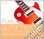 Pure... guitar hero cd musicale di ARTISTI VARI
