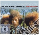 Bbc sessions (2cd+1dvd) cd musicale di Jimi Hendrix
