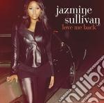 Love me back cd musicale di Jazmine Sullivan