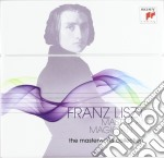 Franz liszt-master and magician cd musicale di Artisti Vari