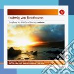 Beethoven:sinfonia n.9 - fantasia corale cd musicale di Zubin Mehta