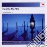 Mahler: sinfonia n. 5 cd musicale di Leonard Bernstein