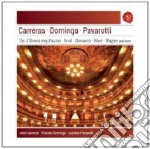 Pavarotti - Domingo - Carreras: The Best Of The 3 Tenors cd musicale di Domingo / carreras /