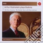 Brahms - opere per piano cd musicale di Arthur Rubinstein