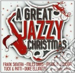 A great jazzy christmas (cd) cd musicale di Artisti Vari