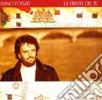 La pianta del te' cd musicale di Ivano Fossati