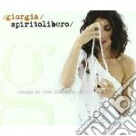 Spirito libero cd musicale di Giorgia